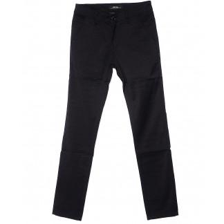0373-1 Feerars брюки мужские молодежные черные весенние стрейчевые (28-36, 8 ед.) Feerars: артикул 1090012