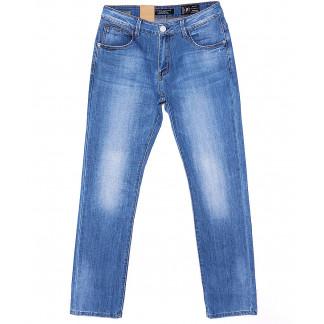 2085 Fang джинсы мужские с теркой весенние стрейч-котон (30-38, 8 ед.) Fang: артикул 1090130