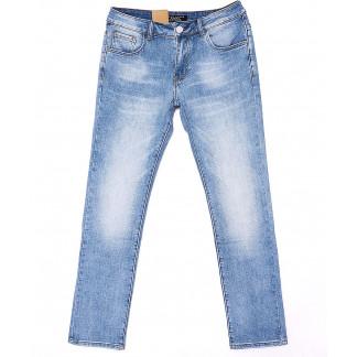 2075 Fang джинсы мужские с теркой весенние стрейч-котон (29-36, 8 ед.) Fang: артикул 1090132