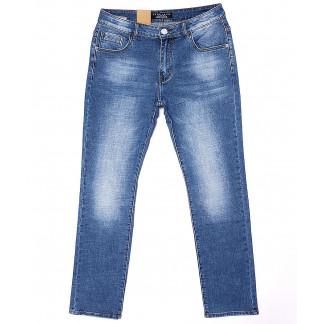 2078 Fang джинсы мужские с теркой весенние стрейч-котон (30-38, 8 ед.) Fang: артикул 1090135