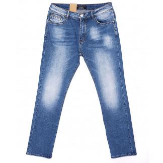 2079 Fang джинсы мужские с теркой весенние стрейч-котон (30-38, 8 ед.) Fang: артикул 1090136