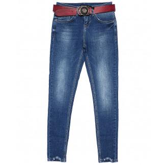 1992-625 Angelina Mara джинсы женские зауженные весенние стрейчевые (25-30, 6 ед.) Angelina Mara: артикул 1090733