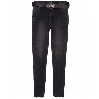 2016-637 Angelina Mara джинсы женские зауженные весенние стрейчевые (25-30, 6 ед.) Angelina Mara: артикул 1090743
