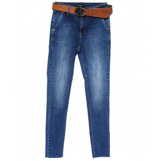2018-629 Angelina Mara джинсы женские зауженные весенние стрейчевые (25-30, 6 ед.) Angelina Mara: артикул 1090744