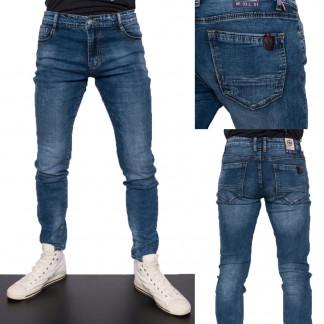 2556 Viman джинсы мужские стрейчевые (40,40,42, 3 ед.) Viman: артикул 1092556-1-1
