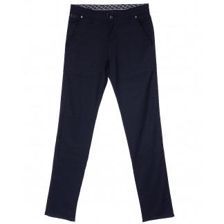 0063 l. sivash carne Big Jesuis брюки мужские темно-синие весенние стрейчевые (30-36, 8 ед.) Big Jesuis: артикул 1092104