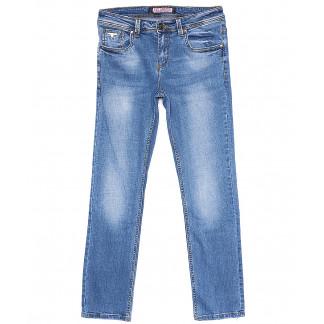 6303 Fit Adonis джинсы мужские с теркой летние стрейчевые (30-38, 8 ед.) Fit Adonis: артикул 1092665
