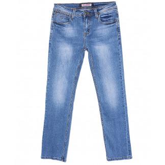 6306 Fit Adonis джинсы мужские с теркой летние стрейчевые (31-38, 8 ед.) Fit Adonis: артикул 1092666