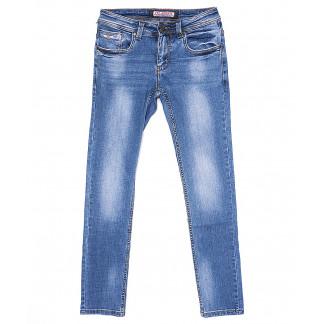 6305 Fit Adonis джинсы мужские молодежные с теркой летние стрейчевые (28-36, 8 ед.) Fit Adonis: артикул 1092667