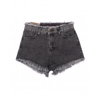 0443 серые Redmoon шорты джинсовые женские серые котоновые (25-30, 6 ед.) REDMOON: артикул 1092851