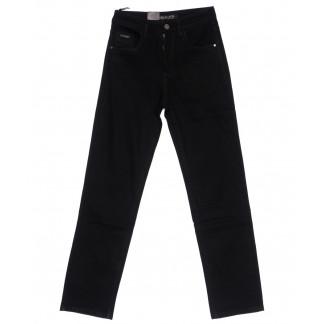 120225 LS джинсы мужские классические черные осенние стрейч-котон (29-38, 8 ед.) LS: артикул 1094596