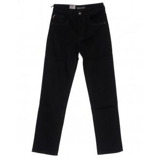 120230 LS джинсы мужские батальные классические черные осенние стрейч-котон (32-38, 8 ед.) LS: артикул 1094598