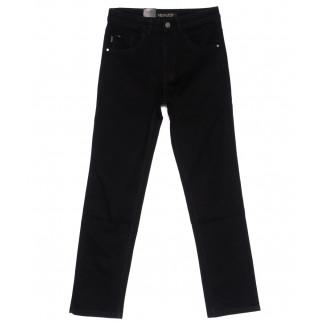 120231 LS джинсы мужские батальные классические черные осенние стрейч-котон (32-38, 8 ед.) LS: артикул 1094600