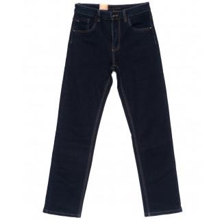 120207 LS джинсы мужские классические темно-синие осенние стрейчевые (30-38, 8 ед.) LS: артикул 1094610
