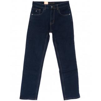 120215 LS джинсы мужские батальные классические темно-синие осенние стрейчевые (32-38, 8 ед.) LS: артикул 1094613