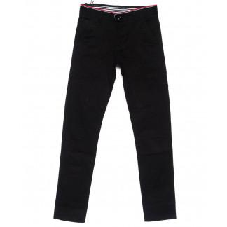 0180 Bashanjiu брюки мужские молодежные классические черные осенние стрейчевые (27-34, 8 ед.)  Bashanjiu: артикул 1094652