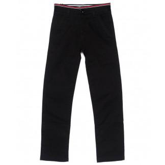0172 Bashanjiu брюки на мальчика классические черные осенние стрейчевые (30-35, 6 ед.)  Bashanjiu: артикул 1094659