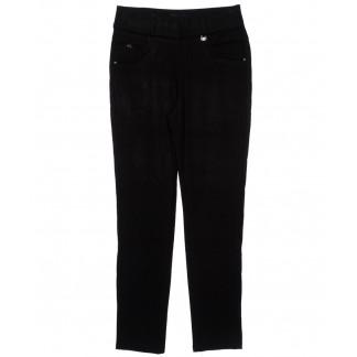 6080-1 Jinbaula брюки женские черные батальные осенние стрейчевые (28-33, 6 ед.) Jinbaulai: артикул 1095071