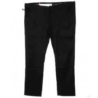 0216-1 Feerars брюки мужские батальные черные осенние стрейч-котон (34-44, 8 ед.) Feerars: артикул 1095205