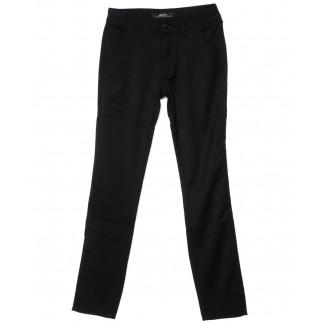0210-1 Feerars брюки мужские черные осенние стрейч-котон (29-38, 8 ед.) Feerars: артикул 1095211