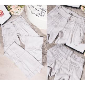 0042 Vonass брюки женские летние стрейчевые (25-30, 6 ед.) Vonass: артикул 1095322