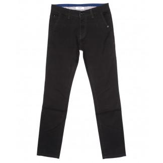 0703-6 Feerars брюки мужские темно-серые осенние стрейчевые (29-38, 8 ед.) Feerars: артикул 1095369