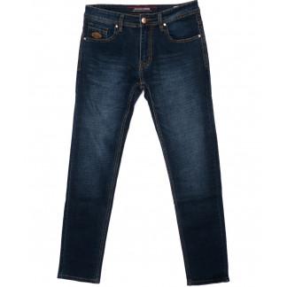0584-77 Likgass джинсы мужские синие осенние стрейчевые (30-38, 7 ед.) Likgass: артикул 1095422
