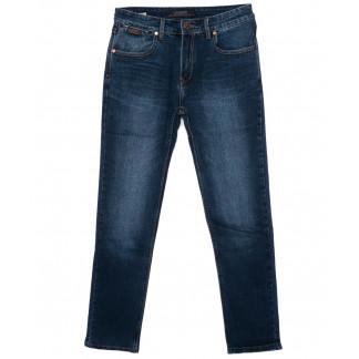 0494-18B Likgass джинсы мужские синие осенние стрейчевые (30-38, 7 ед.) Likgass: артикул 1095423