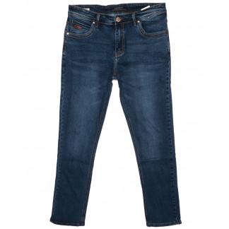 0490-73A Likgass джинсы мужские батальные синие осенние стрейчевые (32-38, 7 ед.) Likgass: артикул 1095424