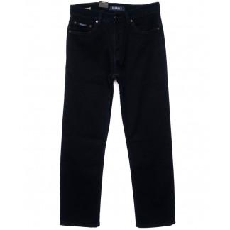 0026 (L26) (34-46) Likgass джинсы мужские батальные темно-синие осенние стрейчевые (34-46, 6 ед.) Likgass: артикул 1095441