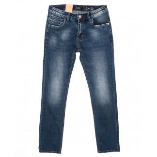 2135 Fang джинсы мужские батальные синие осенние стрейчевые (32-42, 8 ед.) Fang: артикул 1095540