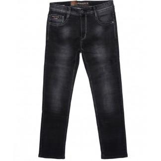 9136 Baron джинсы мужские батальные серые осенние стрейчевые (32-38, 8 ед.) Baron: артикул 1095780