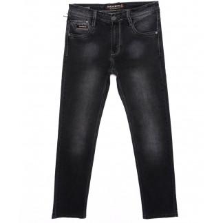 9141 Baron джинсы мужские батальные серые осенние стрейчевые (32-38, 8 ед.) Baron: артикул 1095783