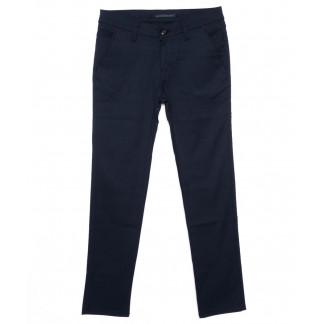 0227-KALIN-CORONA-5 Missouri брюки на мальчика классические темно-синие осенние стрейч-котон (29-33, 5 ед.) Missouri: артикул 1095791