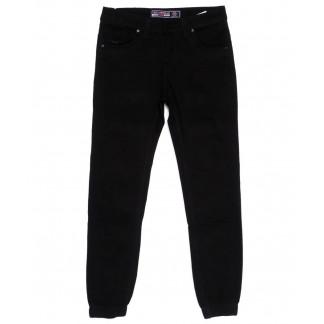 3281 Bagrbo брюки мужские на манжете черные молодежные осенние стрейчевые (28-36, 8 ед.)  Bagrbo: артикул 1095844