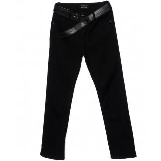 9928 Dimarkis Day джинсы женские батальные черные осенние стрейчевые (28-33, 6 ед.) Dimarkis Day: артикул 1096018