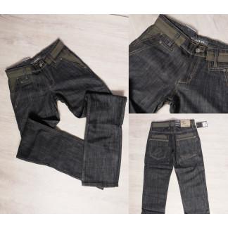 0203 G-Dior джинсы мужские молодежные на флисе зимние стрейчевые (27-30, 4 ед.) G-Dior: артикул 1095986