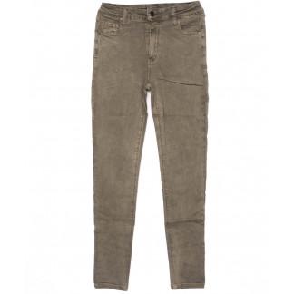 2003-2 Saint Wish джинсы женские бежевые осенние стрейчевые (25-30, 6 ед.) Saint Wish: артикул 1096111