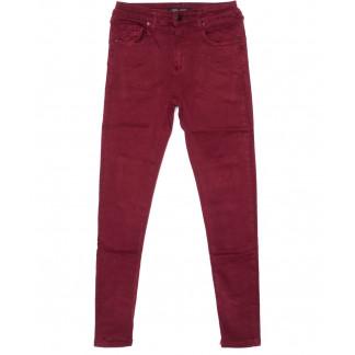 2004-3 Saint Wish джинсы женские красные осенние стрейчевые (25-30, 6 ед.) Saint Wish: артикул 1096115