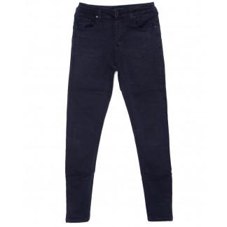 2004-5 Saint Wish джинсы женские темно-синие осенние стрейчевые (25-30, 6 ед.) Saint Wish: артикул 1096116