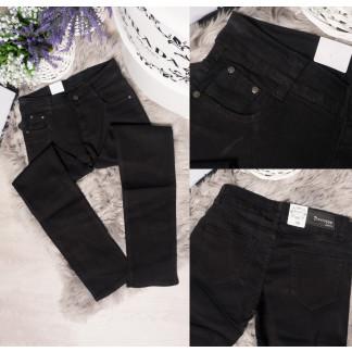 1033 Devotee джинсы женские батальные осенние стрейчевые (30-36, 6 ед.) Devotee: артикул 1095861_1