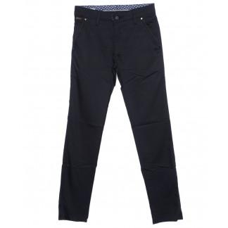 0063-KLT New Jarsin брюки мужские классические темно-синие осенние котоновые (29-36, 8 ед.) New Jarsin: артикул 1096301