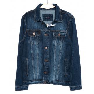 0479 Red Moon куртка мужская джинсовая осенняя котоновая (S-XL, 4 ед.) Red Moon: артикул 1096317