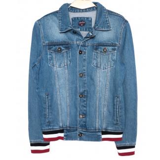 0378 Red Moon куртка мужская джинсовая осенняя котоновая (S-XL, 4 ед.) Red Moon: артикул 1096319
