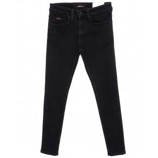 0353 Red Moon джинсы мужские черные зауженные осенние стрейчевые (29-36, 7 ед.) Red Moon: артикул 1096322