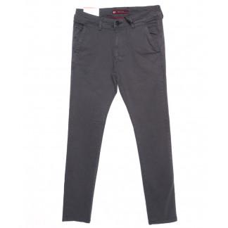 0475-серый Red Moon брюки мужские серые осенние стрейчевые (29-36, 7 ед.) Red Moon: артикул 1096336