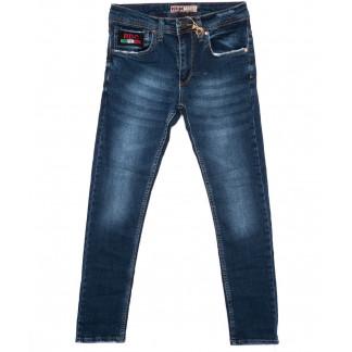 6019 Redcode джинсы мужские молодежные синие осенние стрейчевые (27-32, 8 ед.) Redcode: артикул 1096436