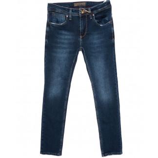 6022 Blue Nil джинсы мужские молодежные синие осенние стрейчевые (27-32, 8 ед.) Blue Nil: артикул 1096445