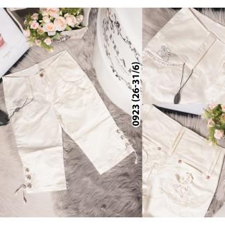 0923 X шорты женские стрейчевые (26-31, 6 ед.) X: артикул 1095324-1
