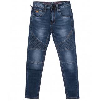 5076 Fangsida джинсы на мальчика модные осенние стрейчевые (25-32, 8 ед.) Fangsida: артикул 1096638